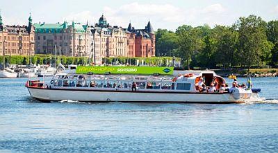 Helsinki Tukholma risteily tarjous Viking Line. Päivä Tukholmassa risteily Helsingistä / ABC ...